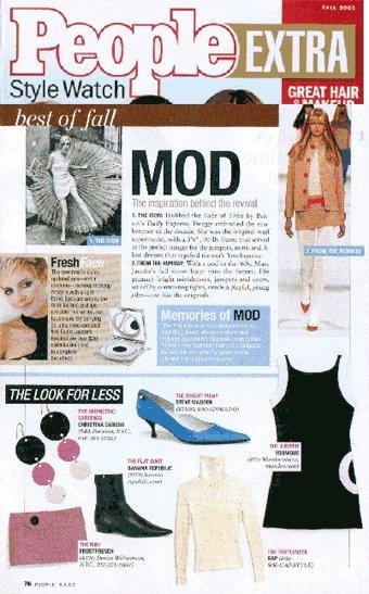 Christina Caruso Jewelry Design Featured In People Magazine