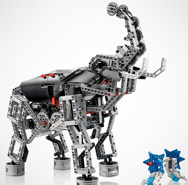 Moda Robot Revolution Design Build Challenges With Lego Robotics