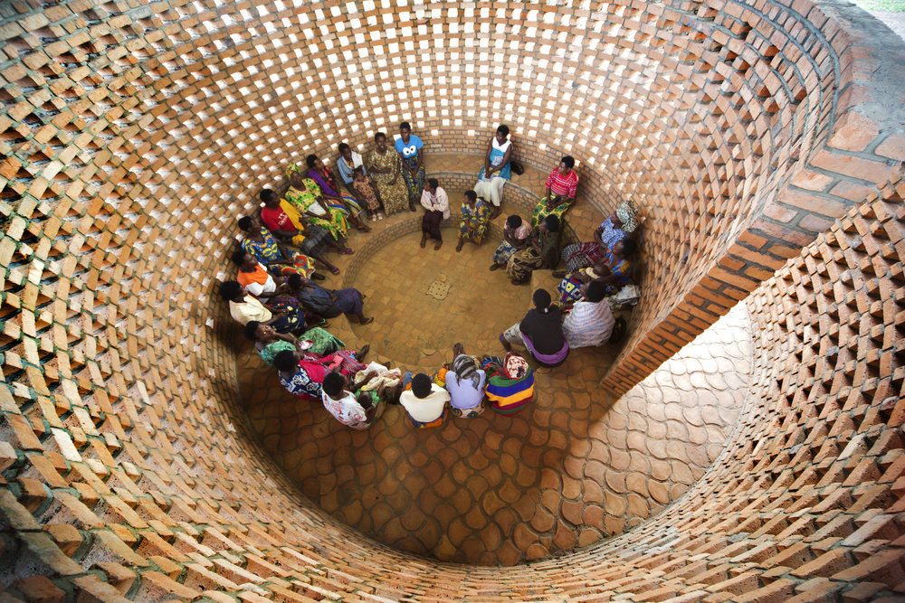 Women's Opportunity Center in Kasungu, Rwanda, by Sharon Davis Design and Women for Women International. (Photo by Elizabeth Felicella).jpg