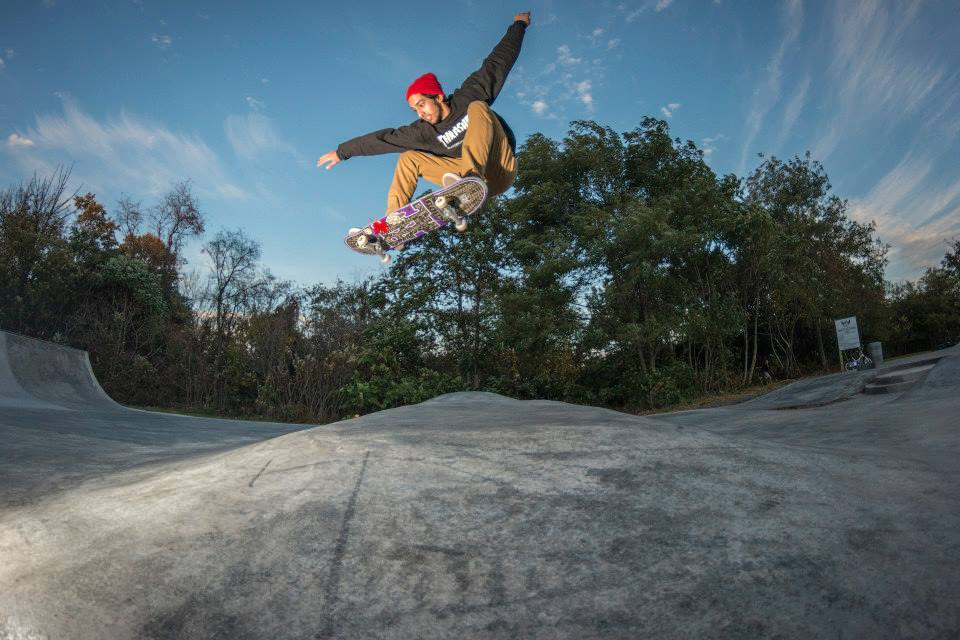 Core Park Residential Skate Park    Newberrytown, PA  In the beautiful hills of eastern Pennsylvania, grandparents sought a local, safe creative space for their grandson and contracted Arment Concrete to design and build a 2,000 square foot skate park that utilized the lay of the land in a wooded space on top of their property. The design featured a small raised bowl with no coping that served as a learning space and spilled into the basin area that held a variety of transitions, embankments and a small stair set.  Original Estimate of Construction Cost:  $17,000    Final Cost:  $20,000  (additions were suggested during the build process)   Construction Start Date:  7/1/12