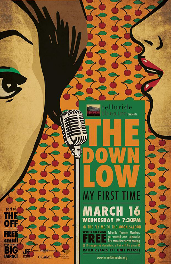 The DownLow March 2016