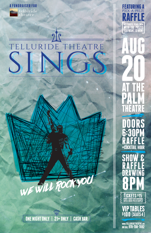 Telluride Theatre Sings 2016