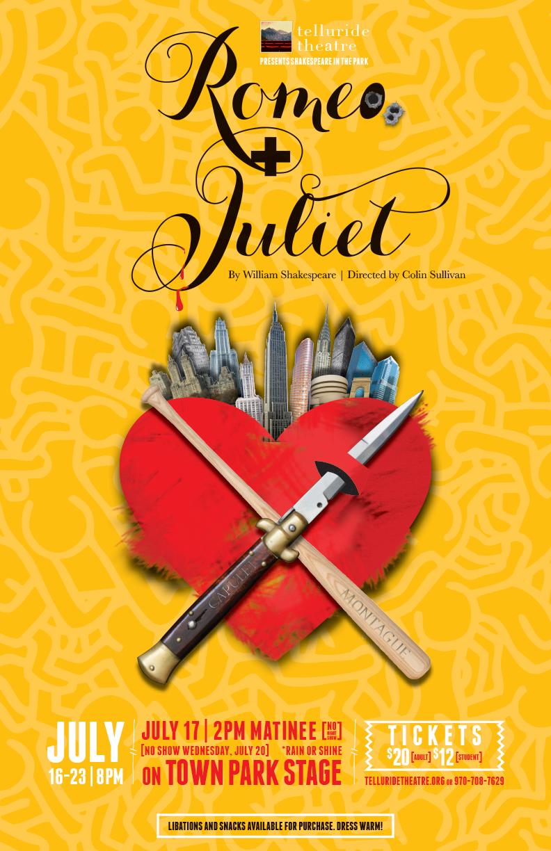 Romeo & Juliet 2016