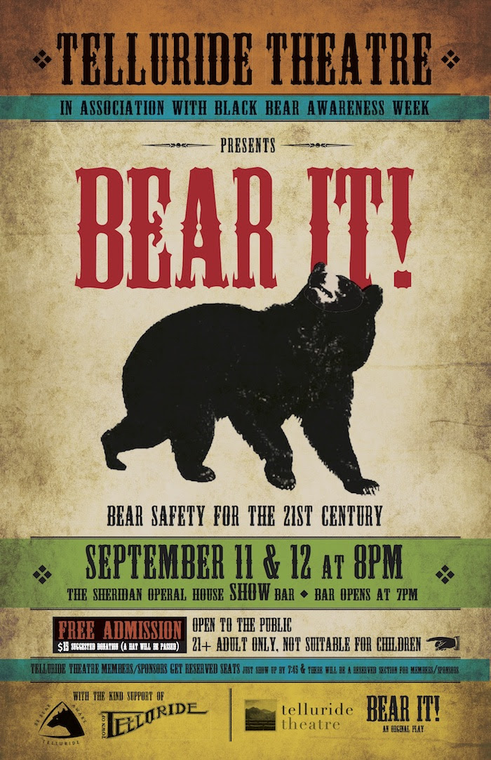 BEAR IT Sept 2017