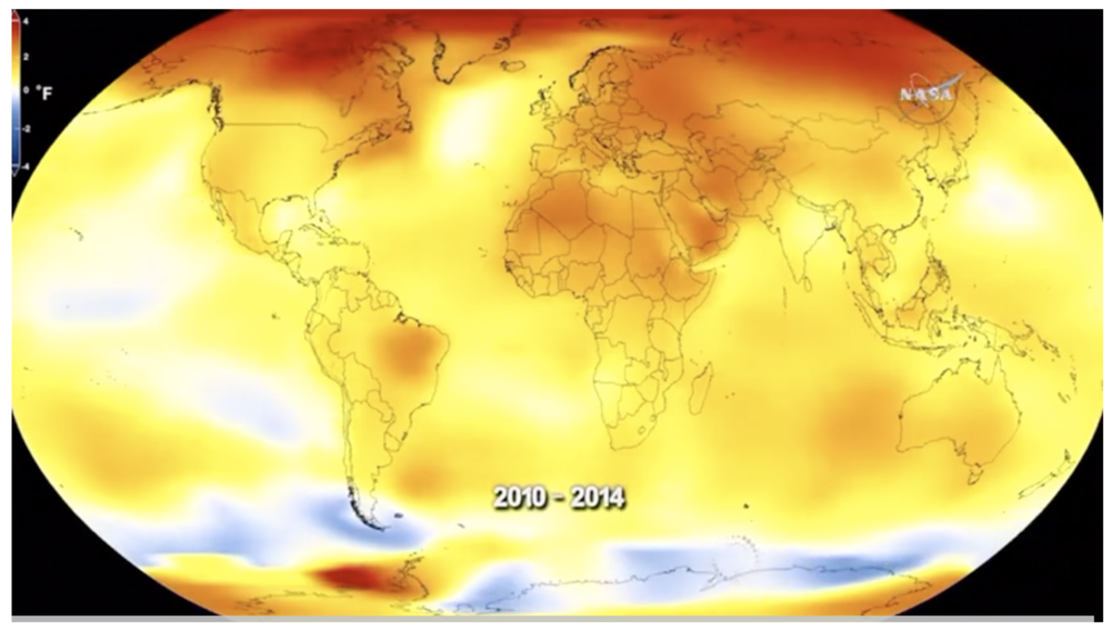 Screenshot from video footage in an article by The Washington Post. Read the article on the IPCC report    HERE  .
