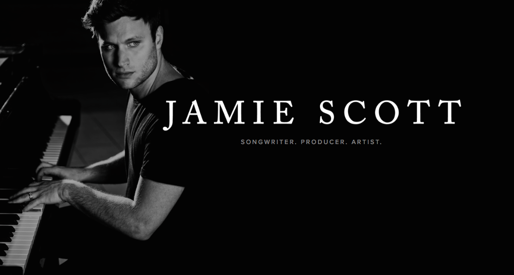 Songwriting/Production — Jamie Scott