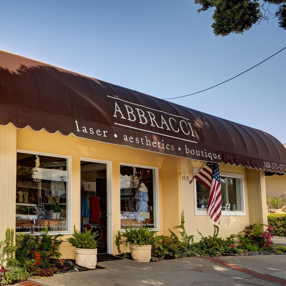 Abbracci Storefront Garden - South Redondo