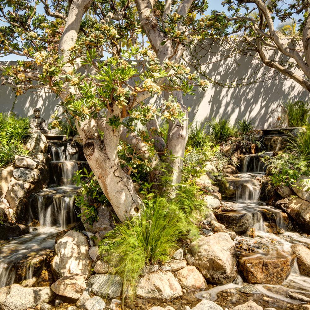 Back Yard Waterfall - Redondo Beach