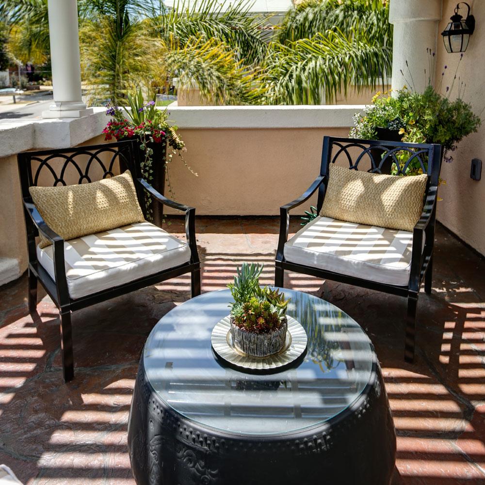 Balcony Pots - Redondo Beach