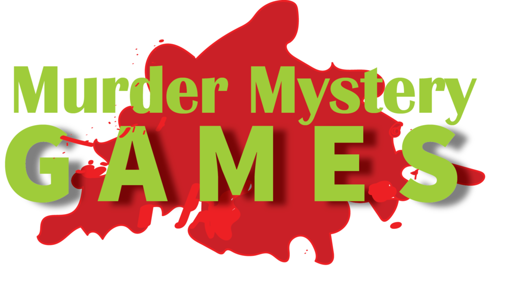 Murder Mystery Games Logos