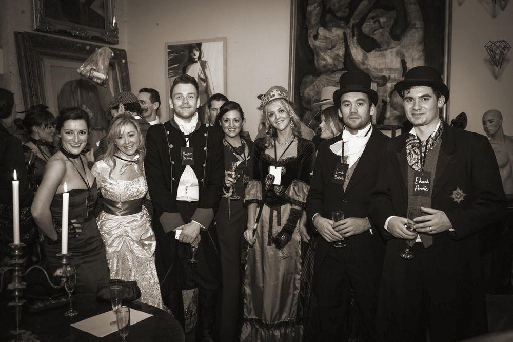 An elegant Victorian whodunit