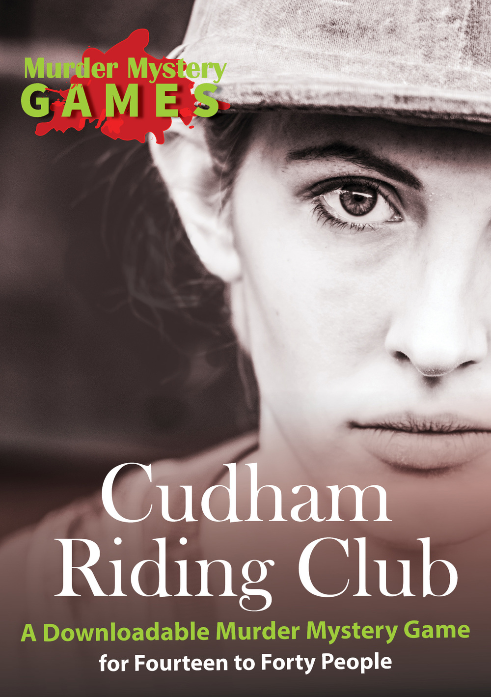 Cudham Riding Club - A Downloadable English Murder Mystery Game