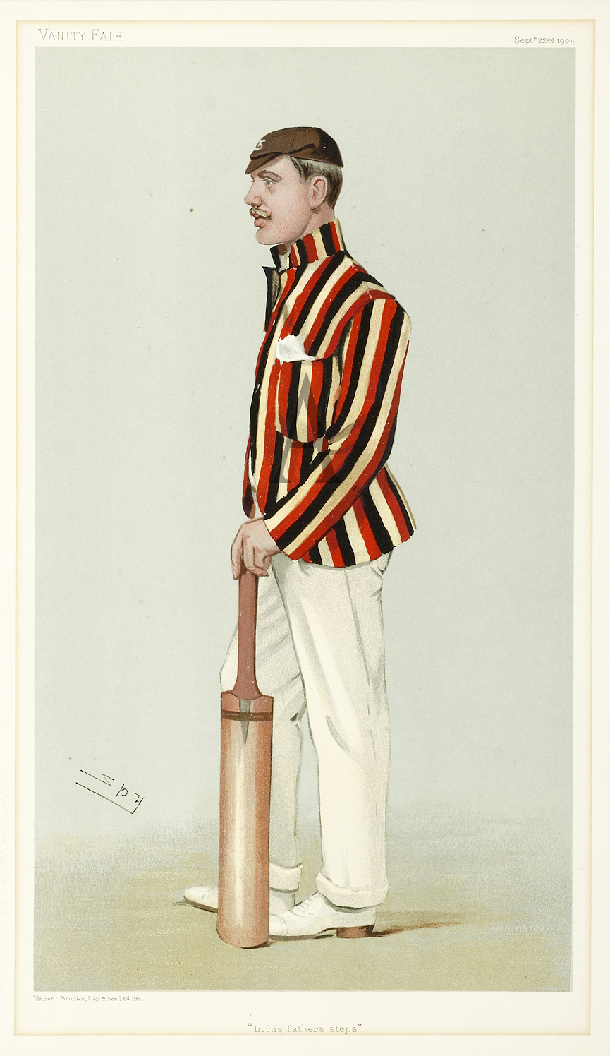 Edwardian sporting gear