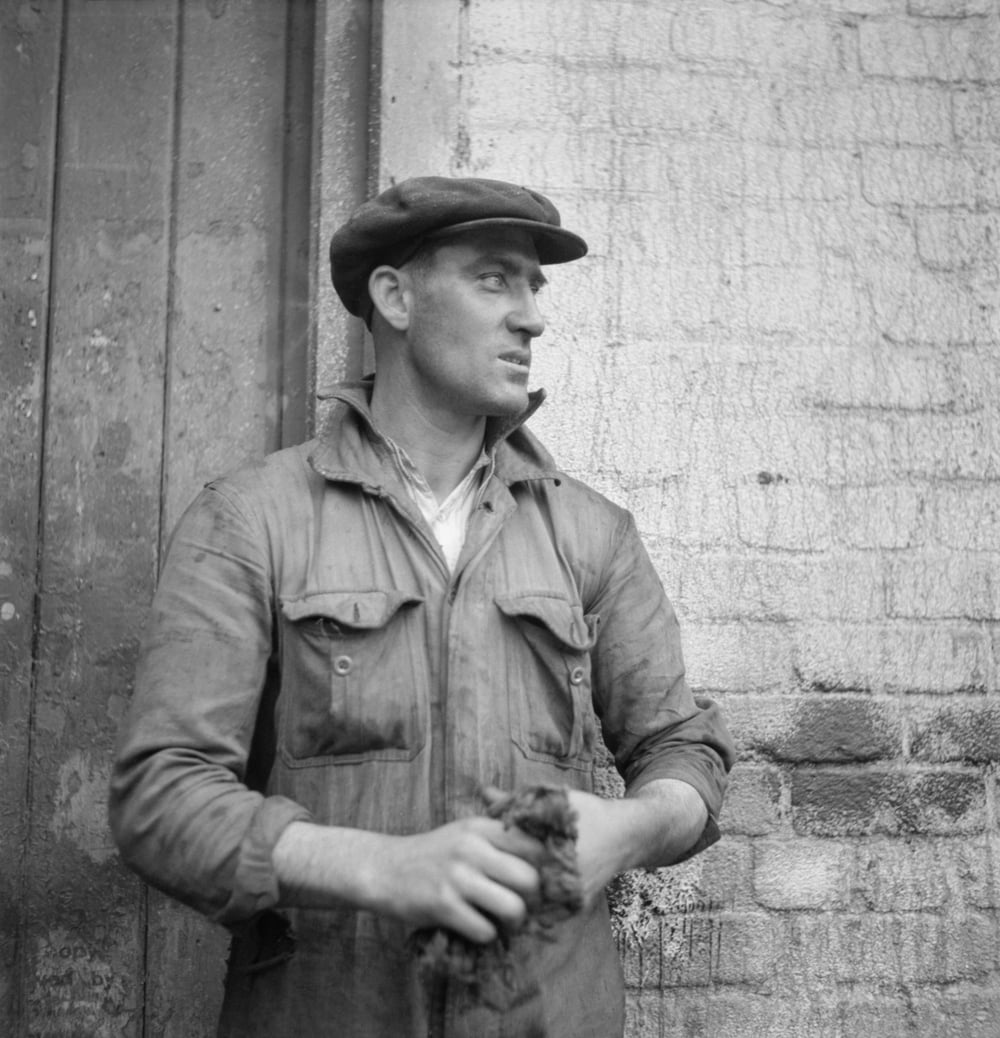 1940s labourer