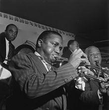 1940s jazz style