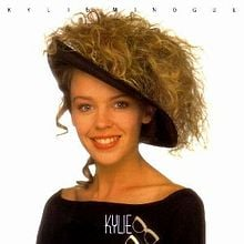 Kylie Minogue 1980s