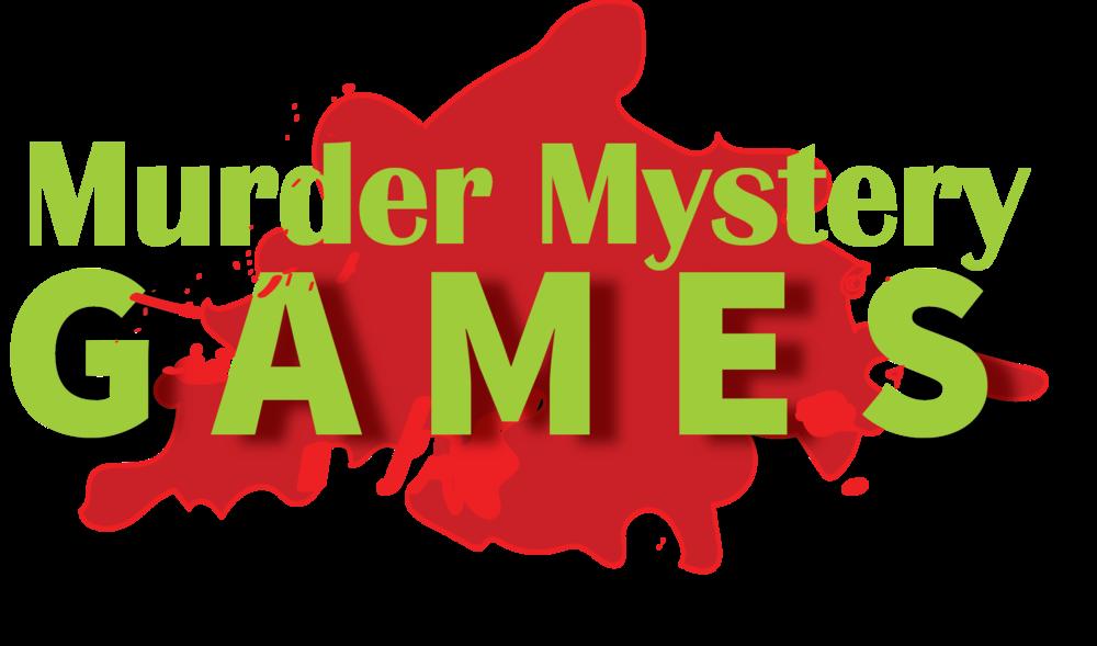 Murder Mystery Games logo