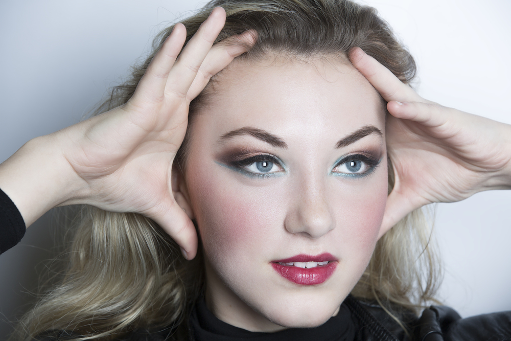 Hair and Makeup by Jessie Hafer