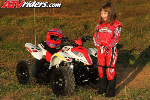 Youth Model ATV