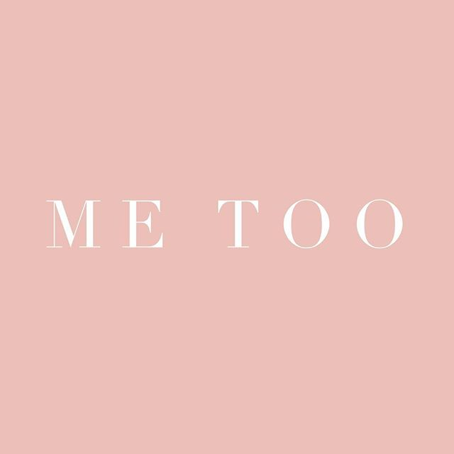 The #metoo hashtag is encouraging women and girls everywhere to change their statuses to show the magnitude in which we have suffered sexual assault and abuse. Today and everyday we stand with the females of their world who have fallen at the hands of predators and to that we say, us too. . You are not alone. It is not your fault. The sisterhood is rising, we all must find our voices. #girlvana #metoo #femalesrising