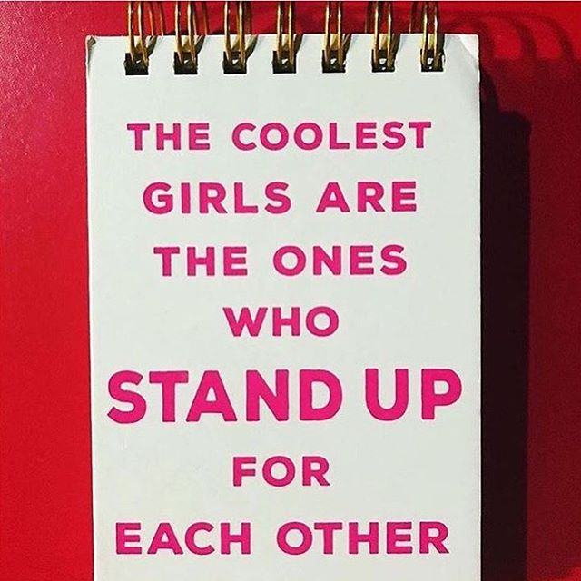 repost from our sisters at @theconnectioncorner ❤️💓. . stand up for each other ✊🏿✊🏾✊🏽✊🏼✊🏻