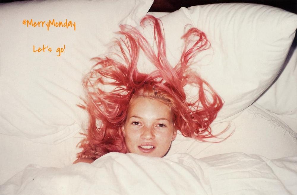 Kate Moss by Juergen Teller