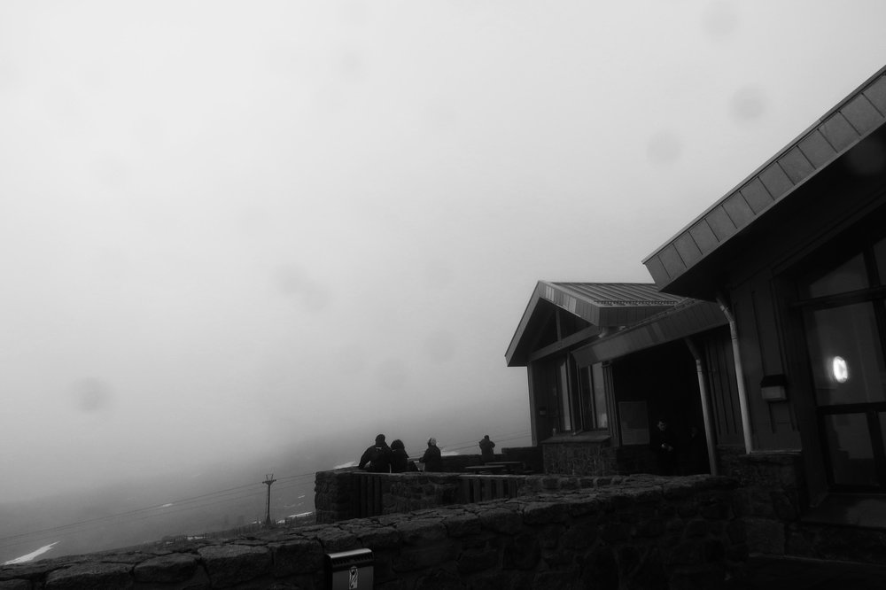 CairnGorm Mountain - At the Peak