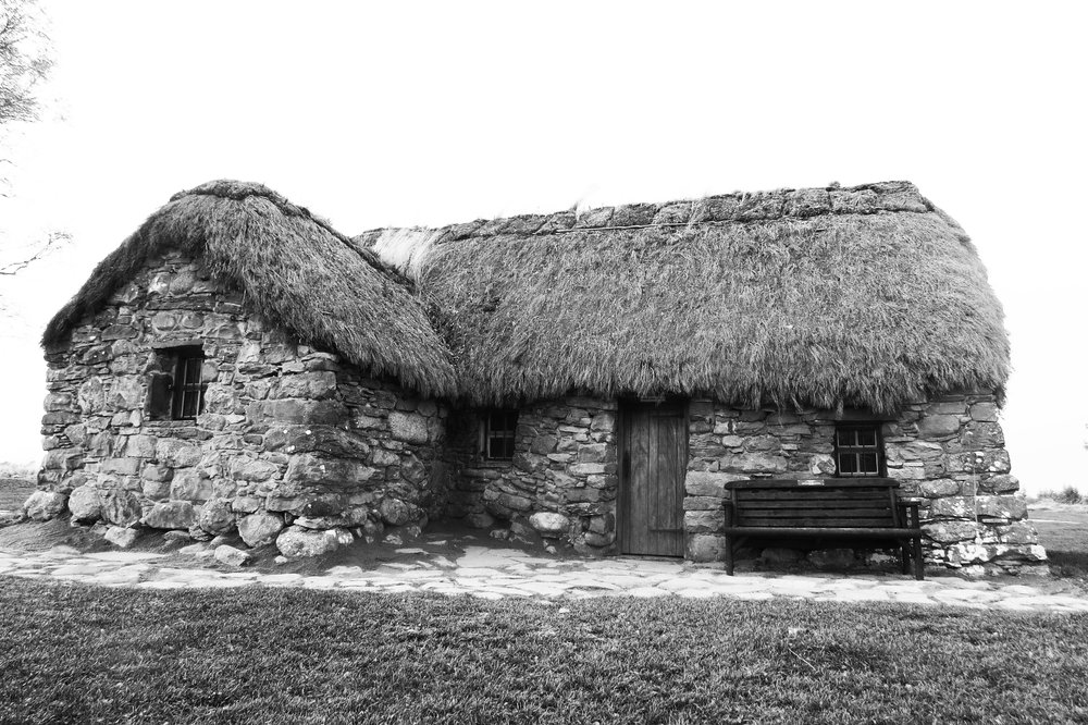 Colloden Battlefield - Cottage I