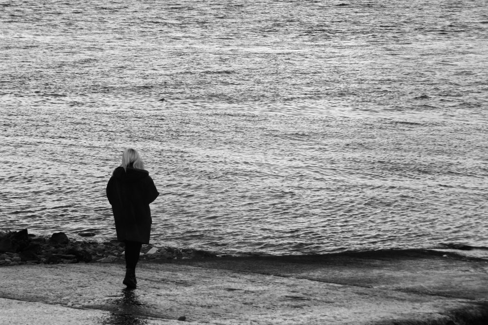 Cromarty - Sister at the Water's Edge I