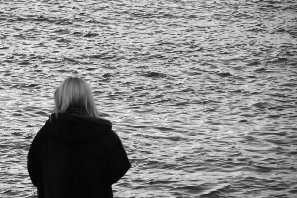 Cromarty - Sister at the Water's Edge II