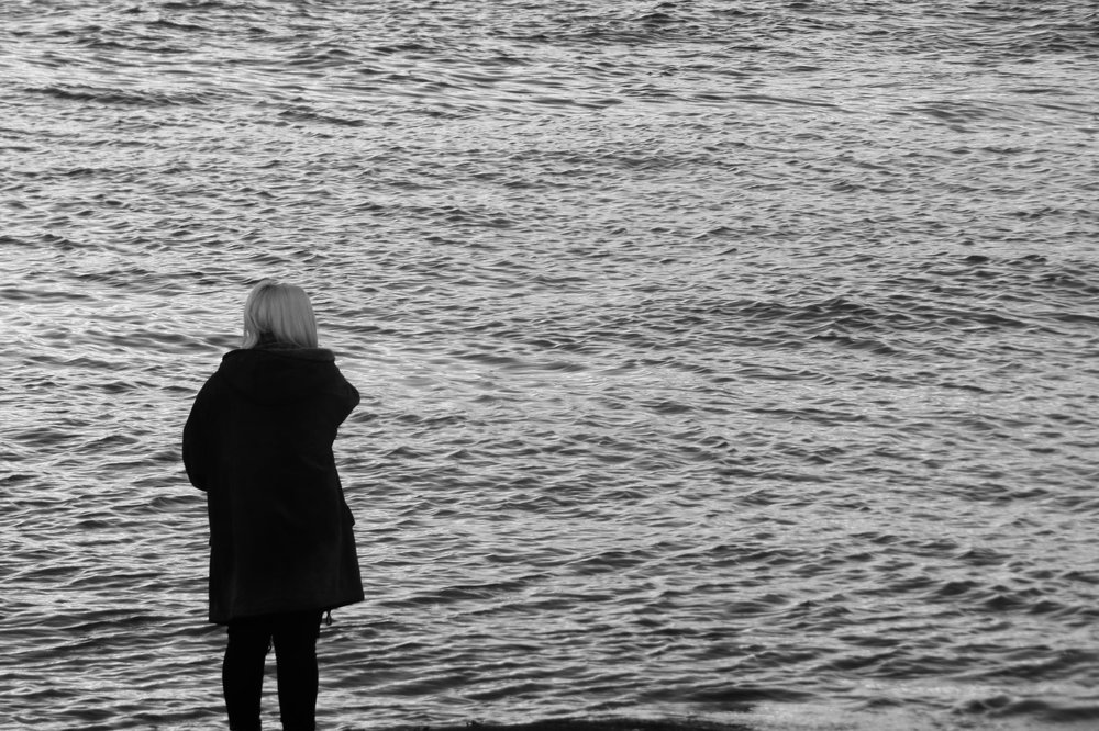 Cromarty - Sister at the Water's Edge III