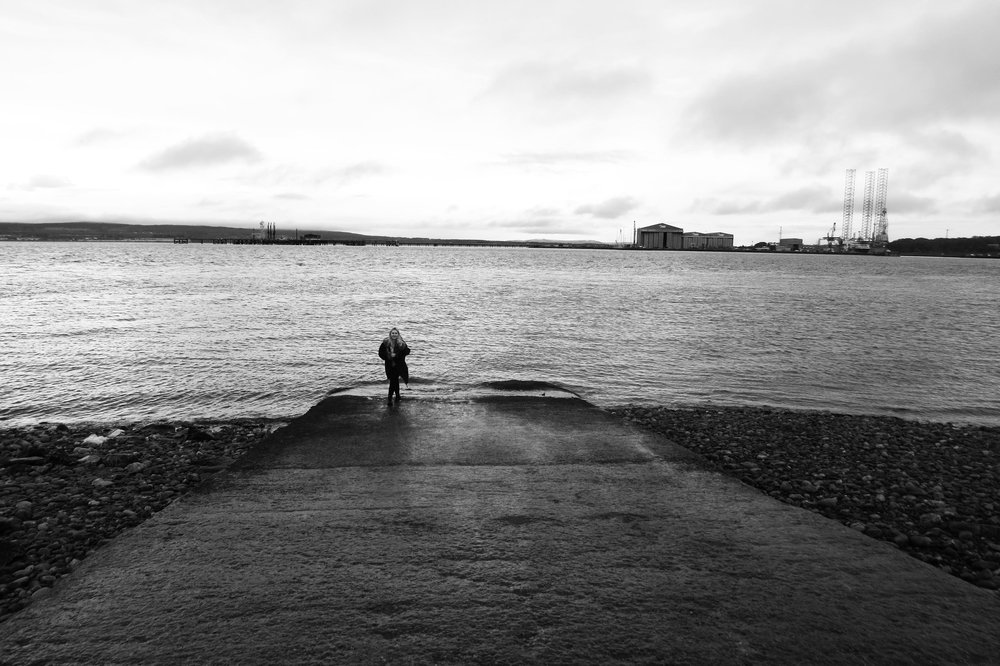 Cromarty - Sister at the Water's Edge V