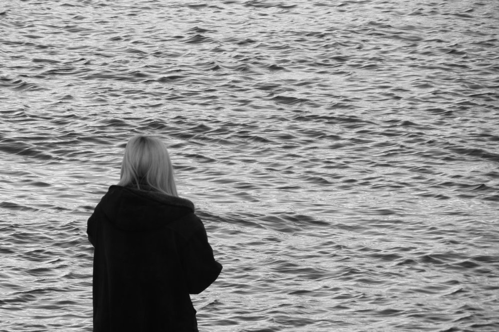 Cromarty - Sister at the Water's Edge IV
