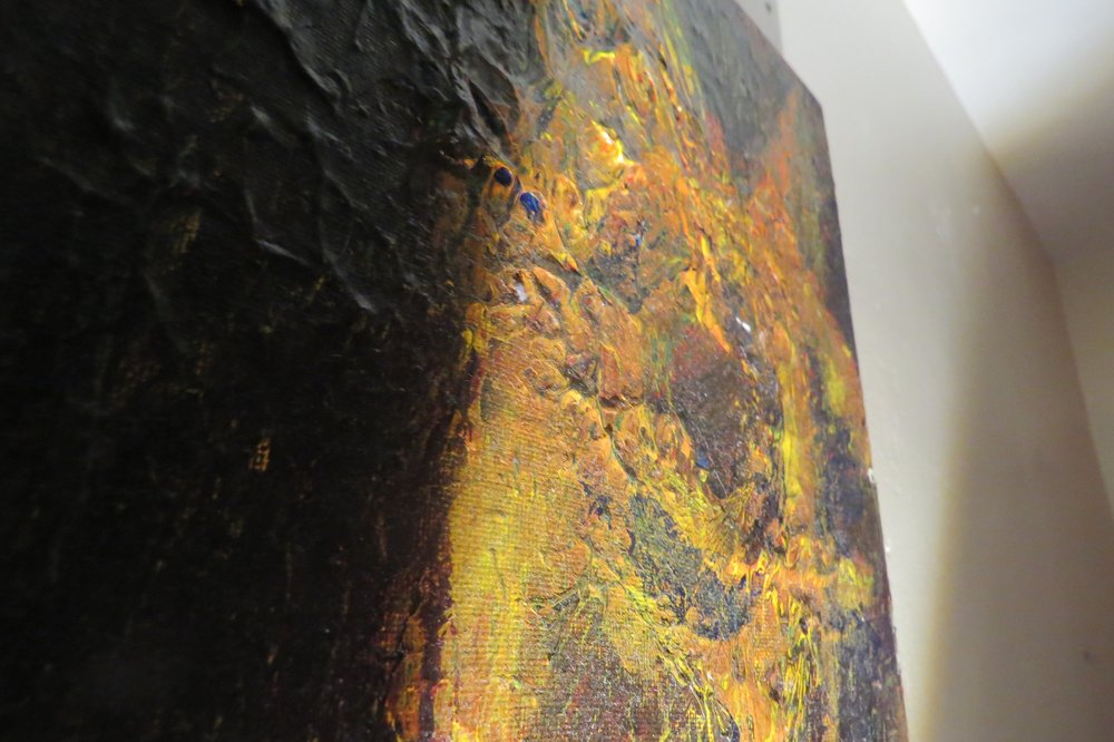 Jack III: A Breathing Decay (Detail)