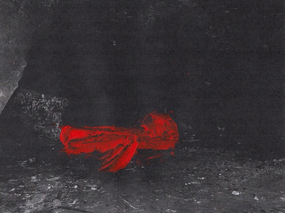 RED GIRL III