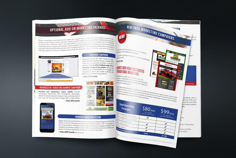 true radius marketing brochure michelle parnin