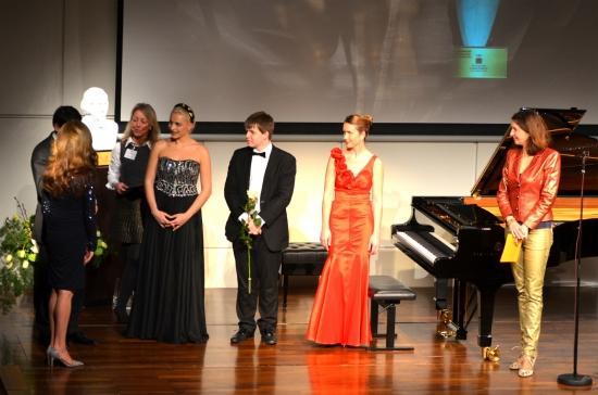 German Piano Award, Awards Ceremony (March 2014); Photo Credit: Marcus Freisem