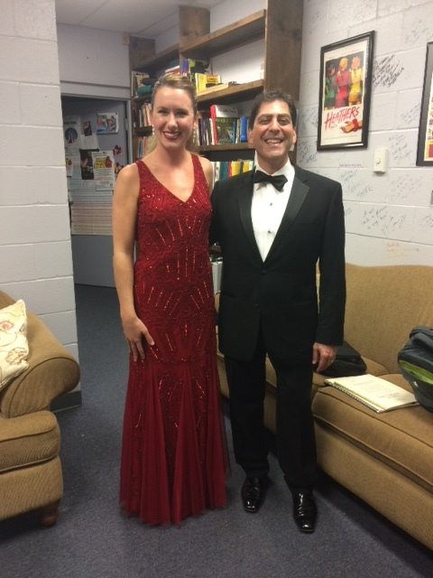 After performing Shostakovich's Second Piano Concerto with David Amado and the Atlantic Classical Orchestra (January 2016)
