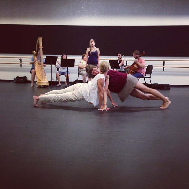 UNBOUND Rehearsal
