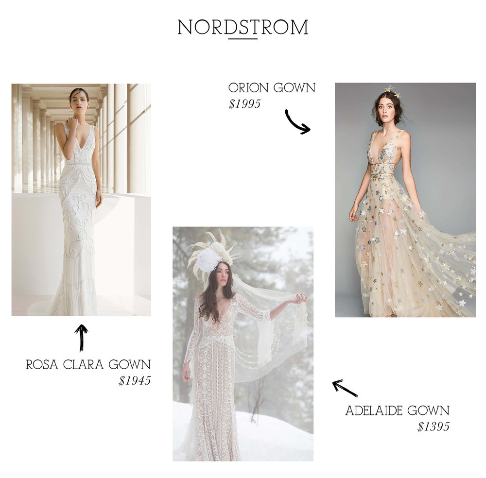 Rosa Clara Gown  /  Adelaide Gown  /  Orion Gown