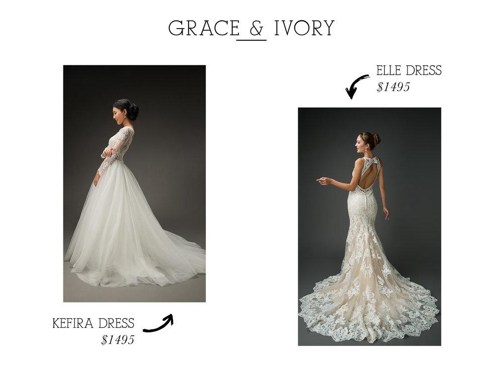 Kefira Dress  /  Elle Dress