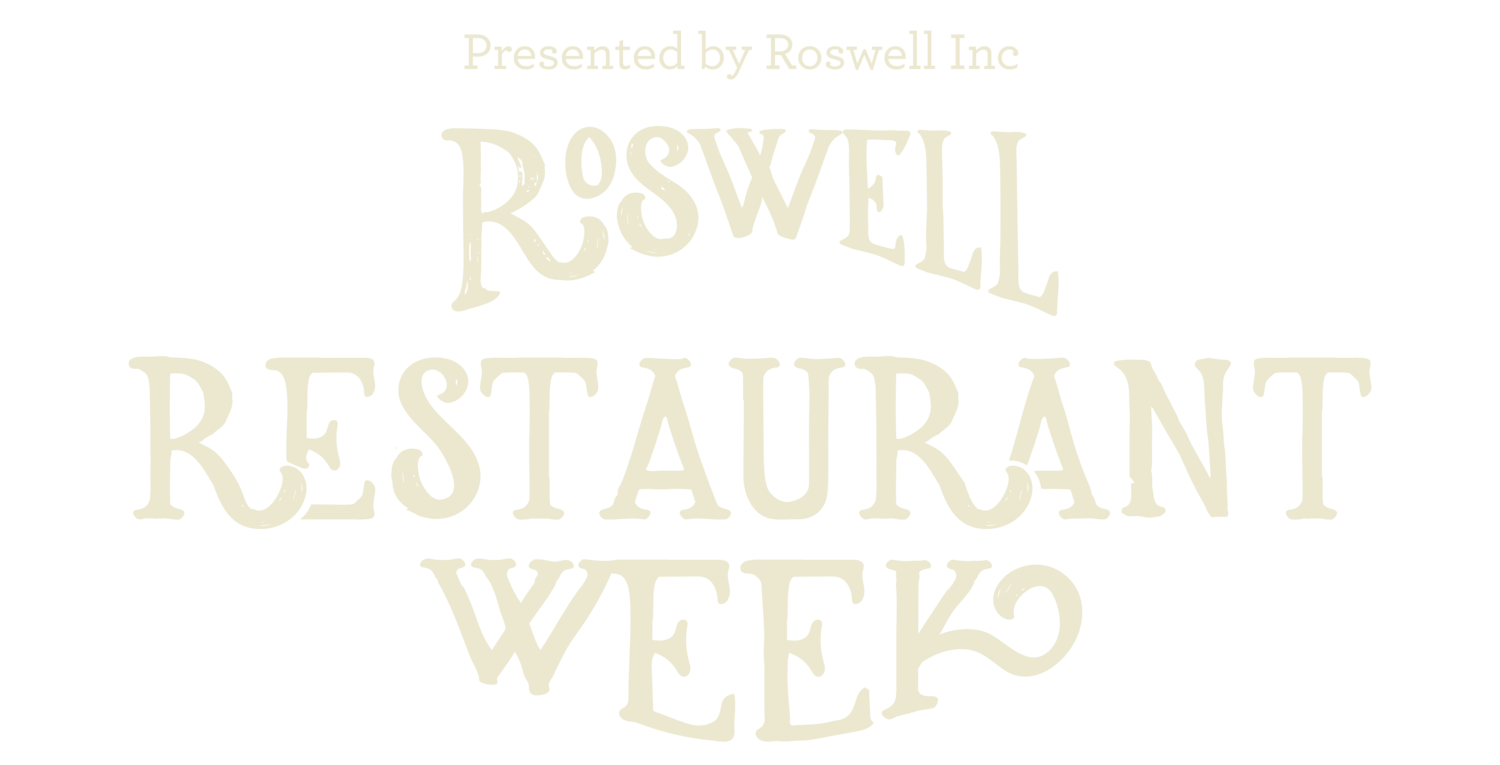 Roswell Restaurant Week  I  A Culinary Celebration of Roswell's Finest