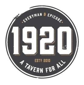 1920 Tavern logo