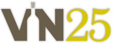 Vin25 logo