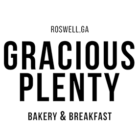 Gracious Plenty Bakery & Breakfast logo
