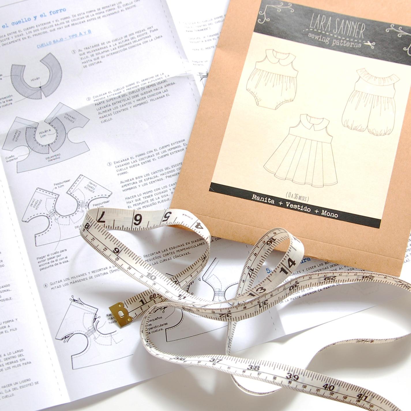 Lara Sanner Sewing Patterns — Studio COSTURA