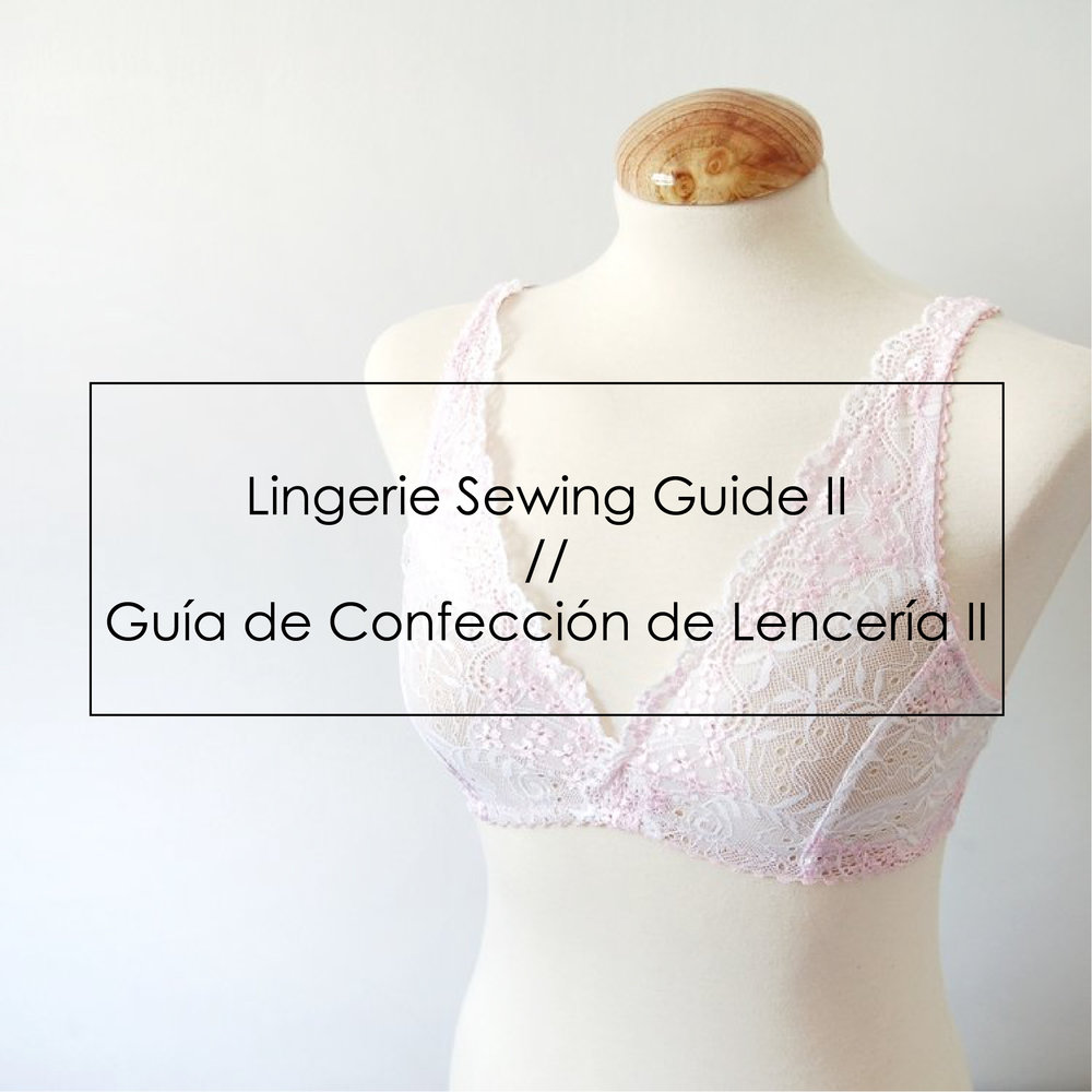 lingerie sewing guide