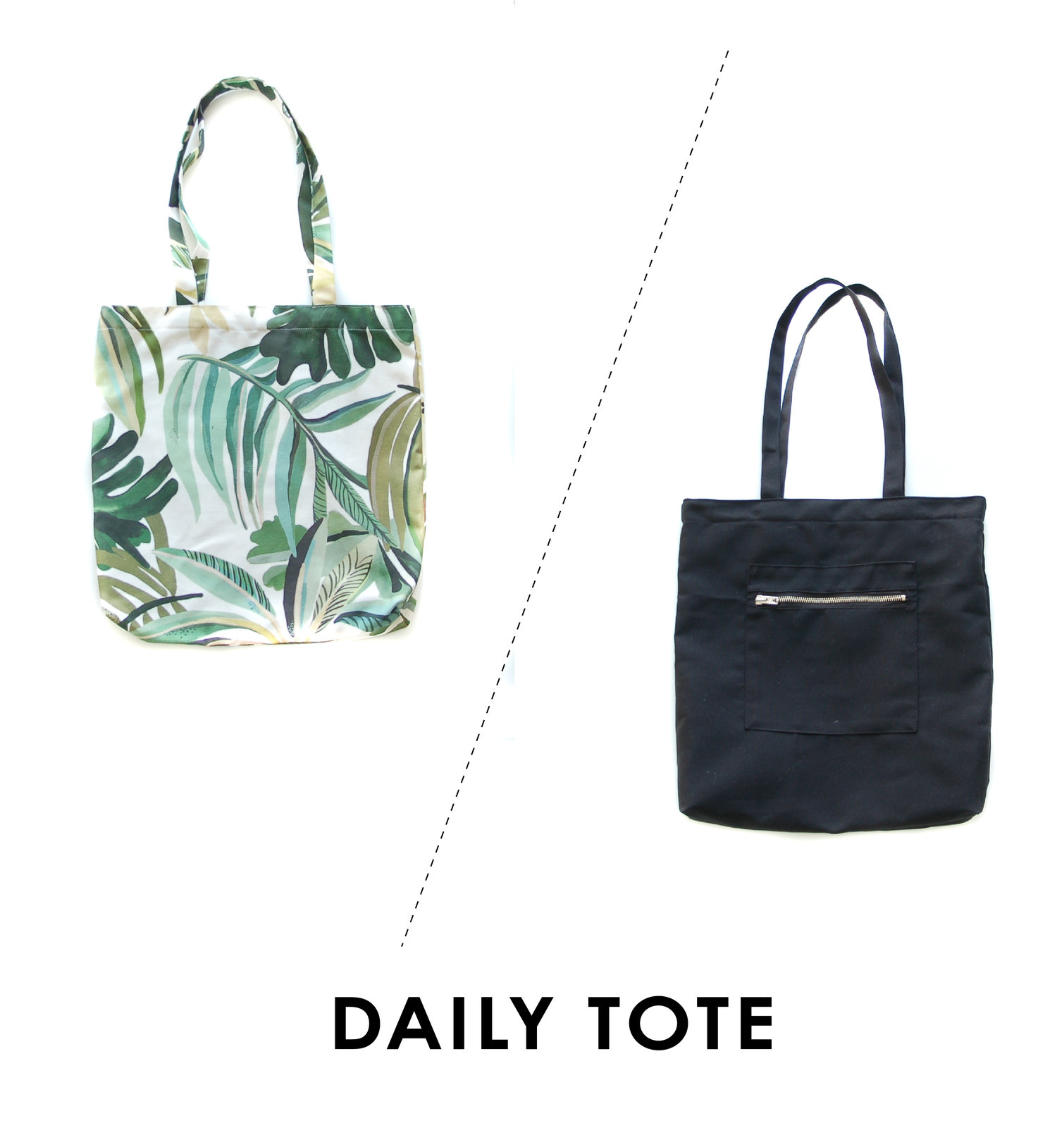 Nuevo patrón Daily Tote // New pattern Daily Tote — Studio COSTURA