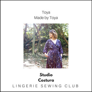 204e272e35adf Studio Costura Lingerie Sewing Club  Toya from Made by Toya