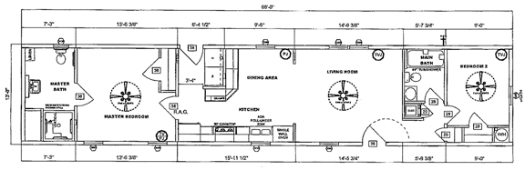 Pine Grove Floorplan